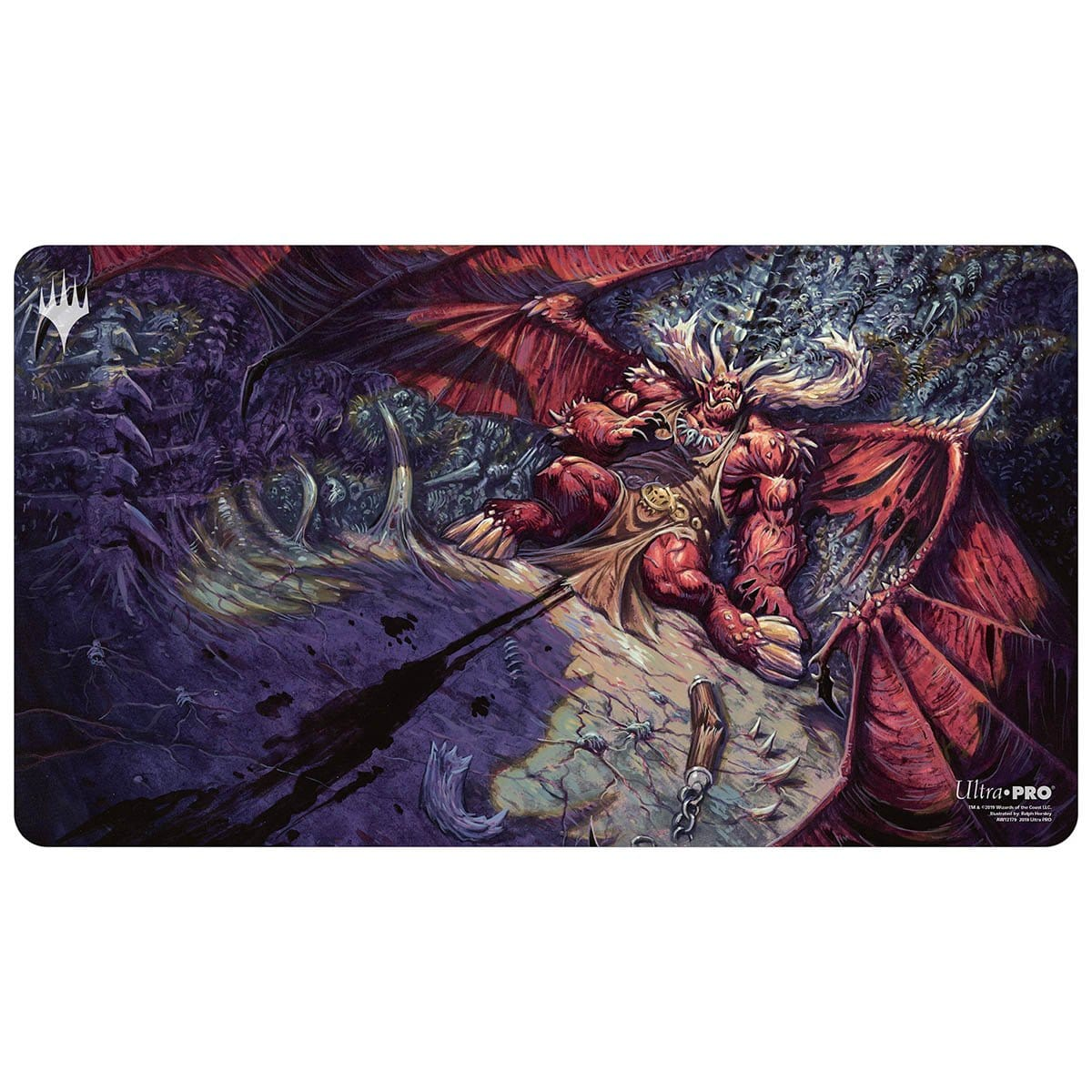 Cruel Ultimatum Playmat - Playmat - Original Magic Art - Accessories for Magic the Gathering and other card games