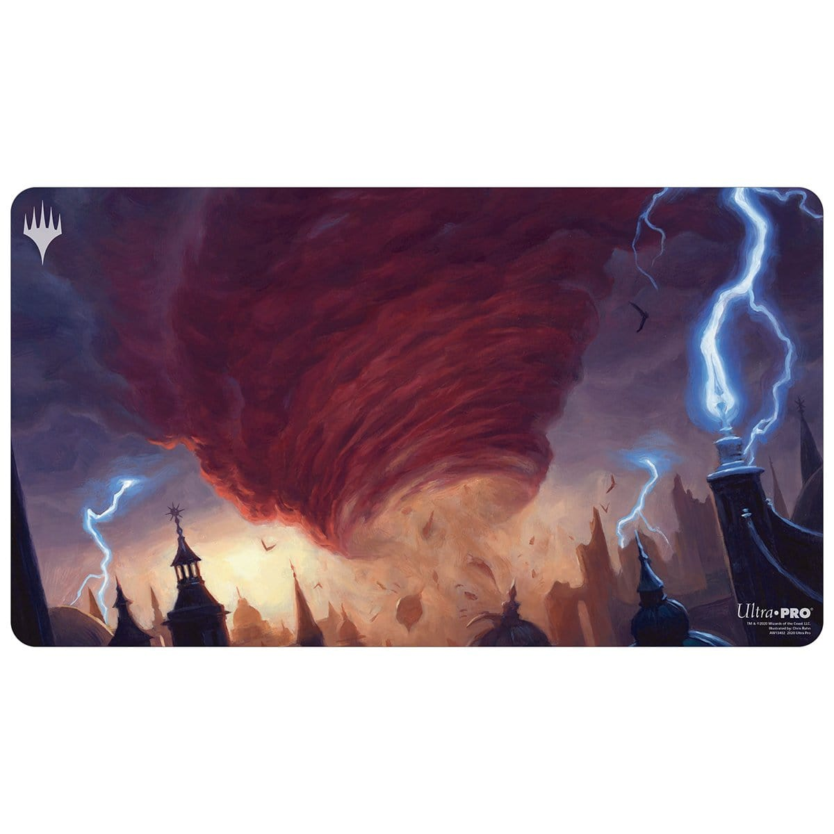 Cyclonic Rift Playmat