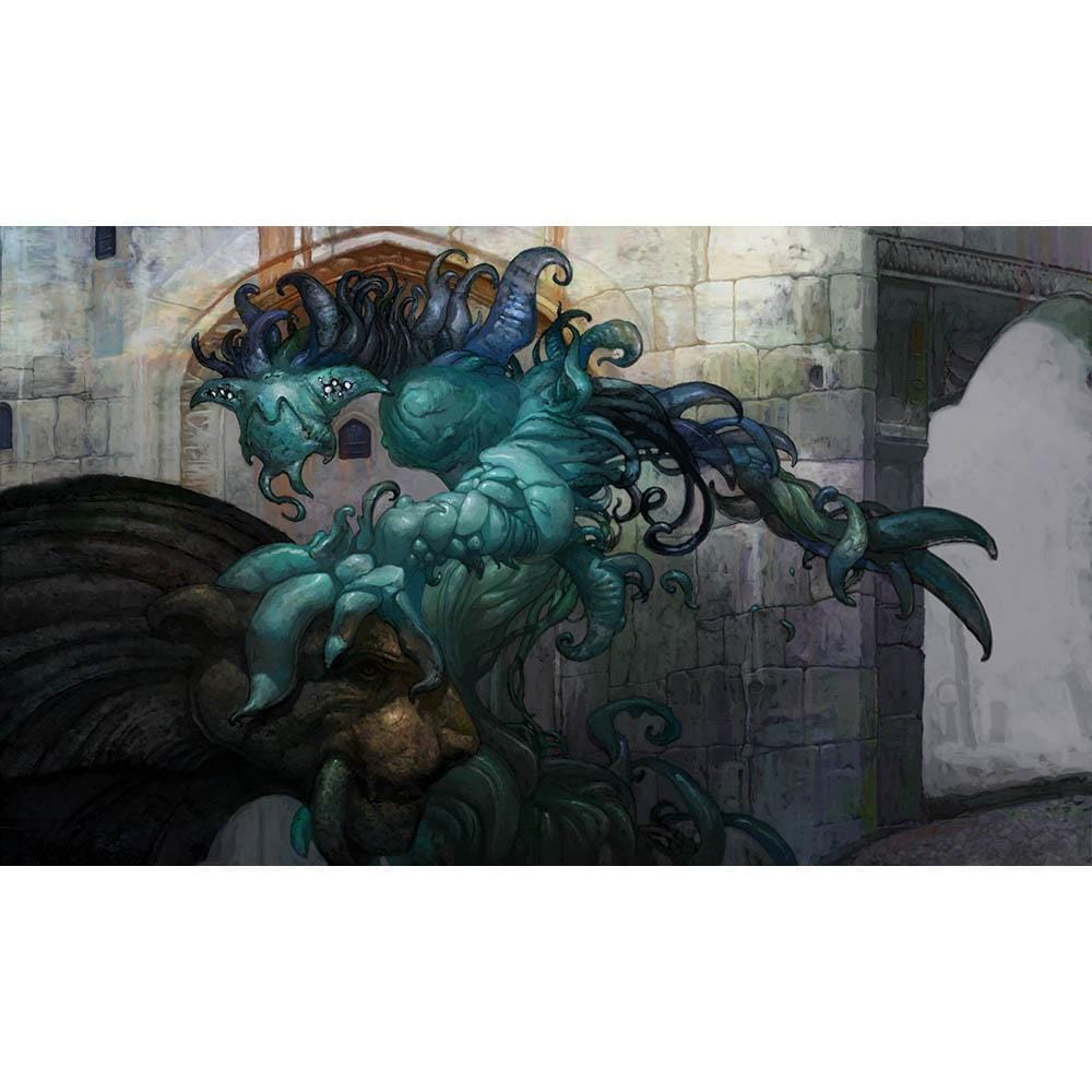 Cytospawn Shambler Print - Print - Original Magic Art - Accessories for Magic the Gathering and other card games