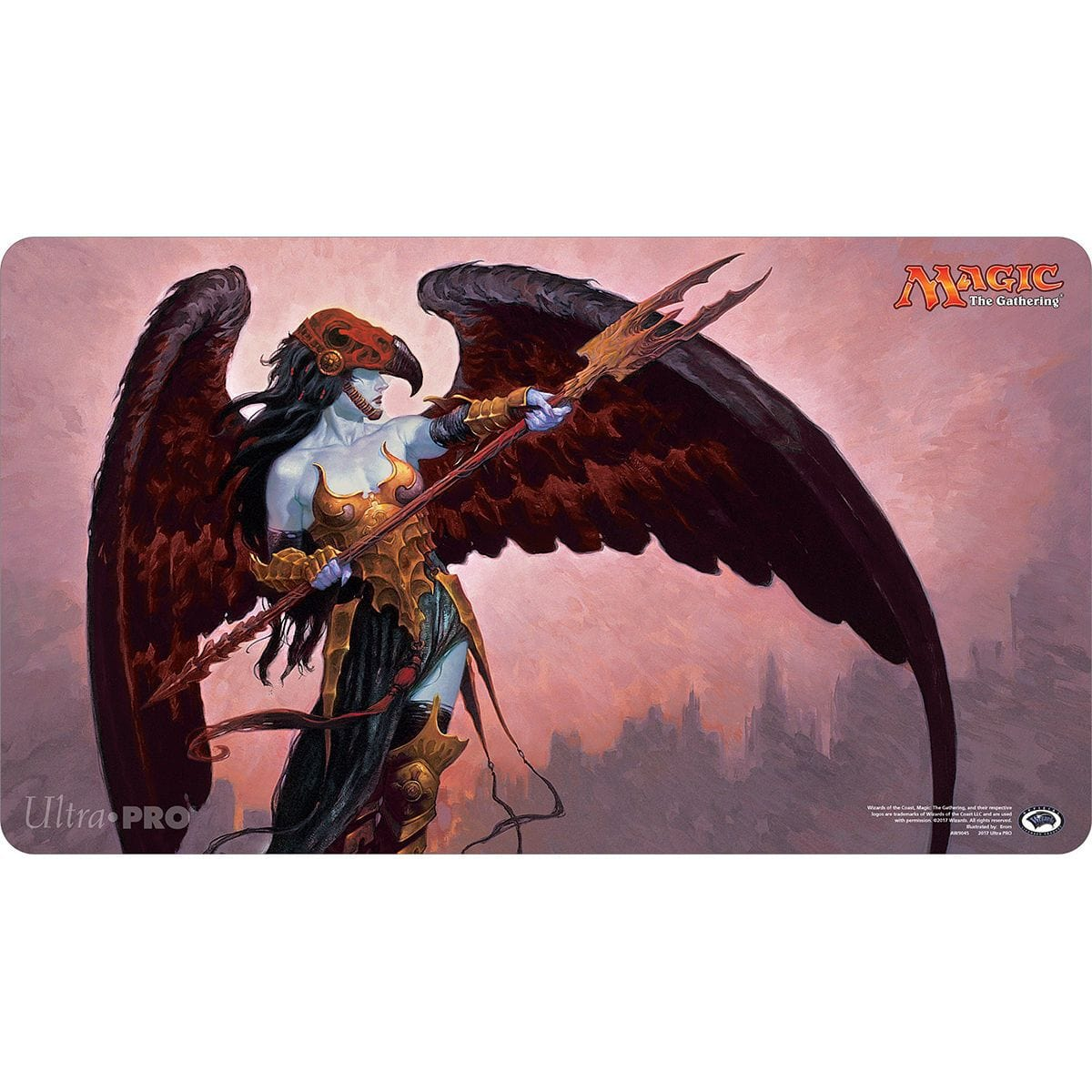 Desolation Angel Playmat
