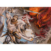 Demonic Dread Print - Print - Original Magic Art - Accessories for Magic the Gathering and other card games