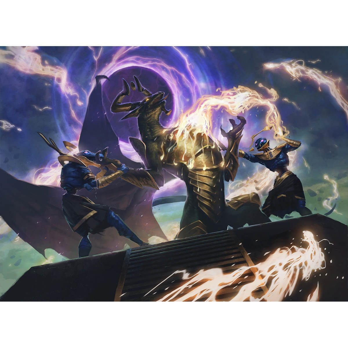 Despark Print - Print - Original Magic Art - Accessories for Magic the Gathering and other card games