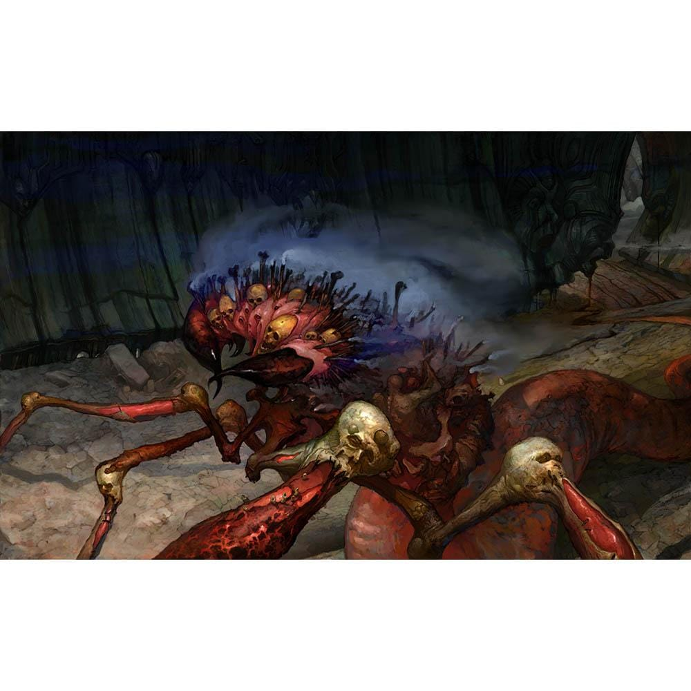 Dread Slag Print - Print - Original Magic Art - Accessories for Magic the Gathering and other card games