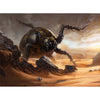 Dune Beetle Print - Print - Original Magic Art - Accessories for Magic the Gathering and other card games