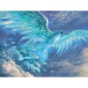 Empyrean Eagle Print - Print - Original Magic Art - Accessories for Magic the Gathering and other card games