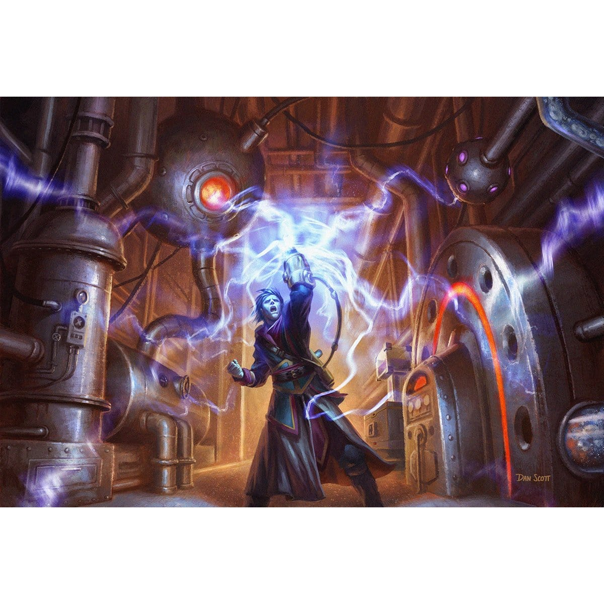 Epic Experiment Print - Print - Original Magic Art - Accessories for Magic the Gathering and other card games