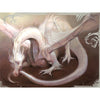 Eternal Dragon Print - Print - Original Magic Art - Accessories for Magic the Gathering and other card games