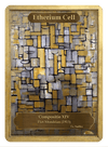 Etherium Cell Token by Piet Mondrian