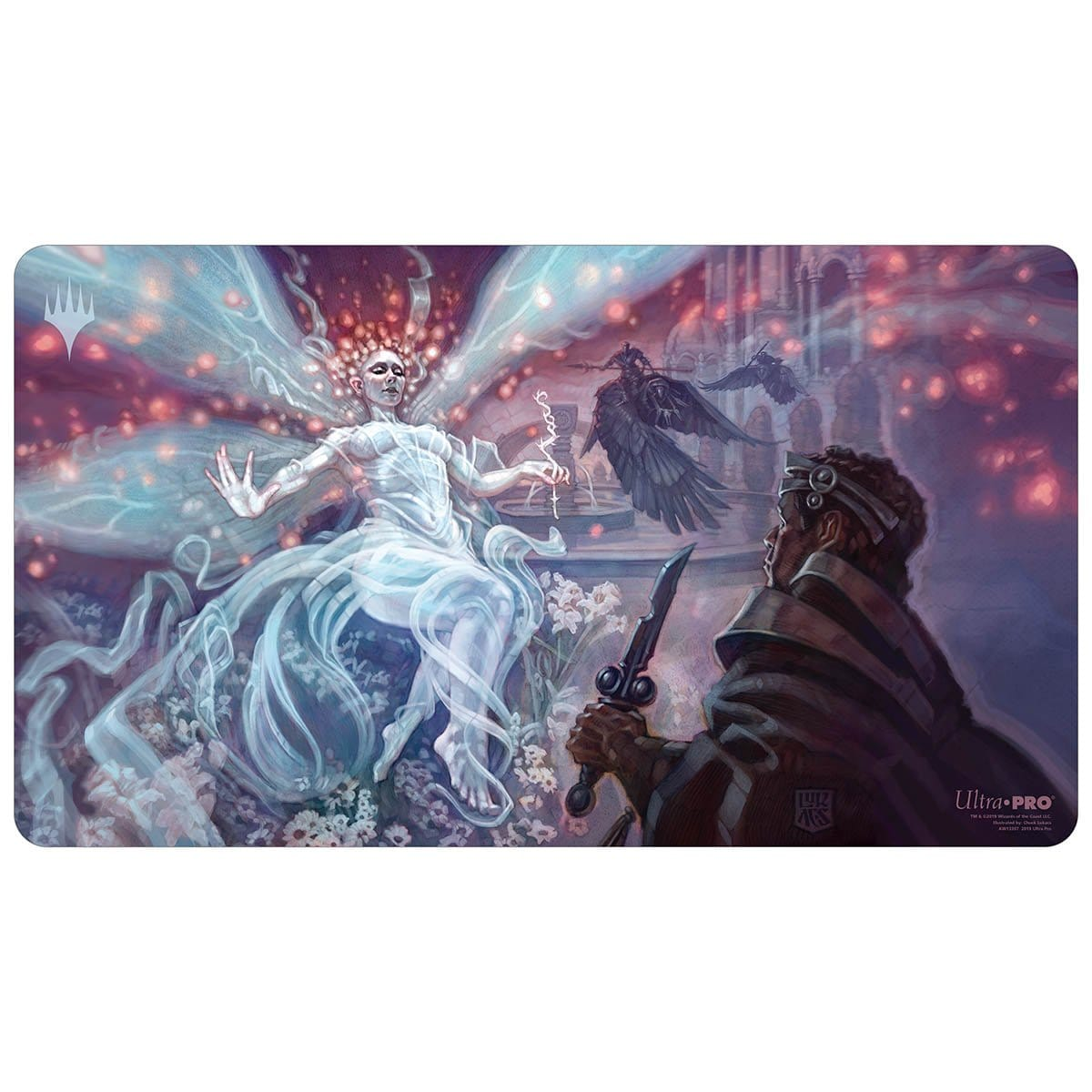 Faerie Guidemother Playmat - Playmat - Original Magic Art - Accessories for Magic the Gathering and other card games