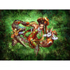 Gaea's Herald Print - Print - Original Magic Art - Accessories for Magic the Gathering and other card games