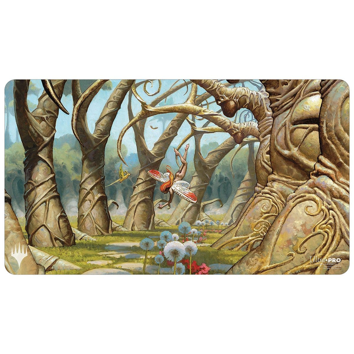 Gaea's Cradle Playmat - Playmat - Original Magic Art - Accessories for Magic the Gathering and other card games