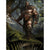 Garruk Relentless Print - Print - Original Magic Art - Accessories for Magic the Gathering and other card games