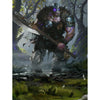 Garruk, the Veil-Cursed Print - Print - Original Magic Art - Accessories for Magic the Gathering and other card games