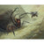 Giant Spider Print - Print - Original Magic Art - Accessories for Magic the Gathering and other card games