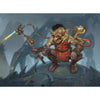 Goblin Welder Print - Print - Original Magic Art - Accessories for Magic the Gathering and other card games