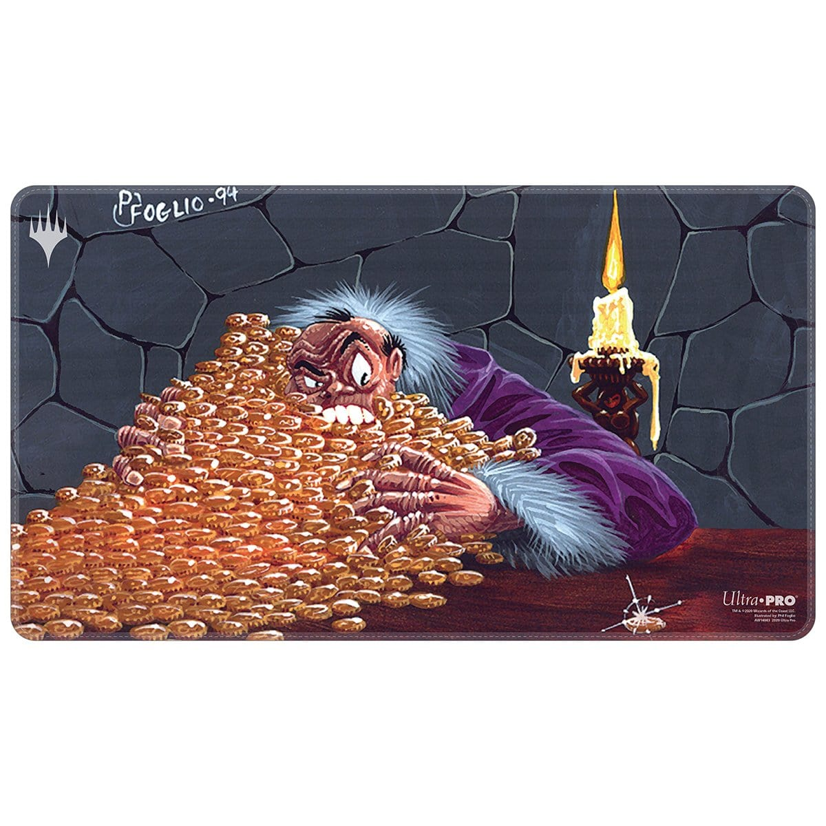 Greed Playmat (Limited Edtion)