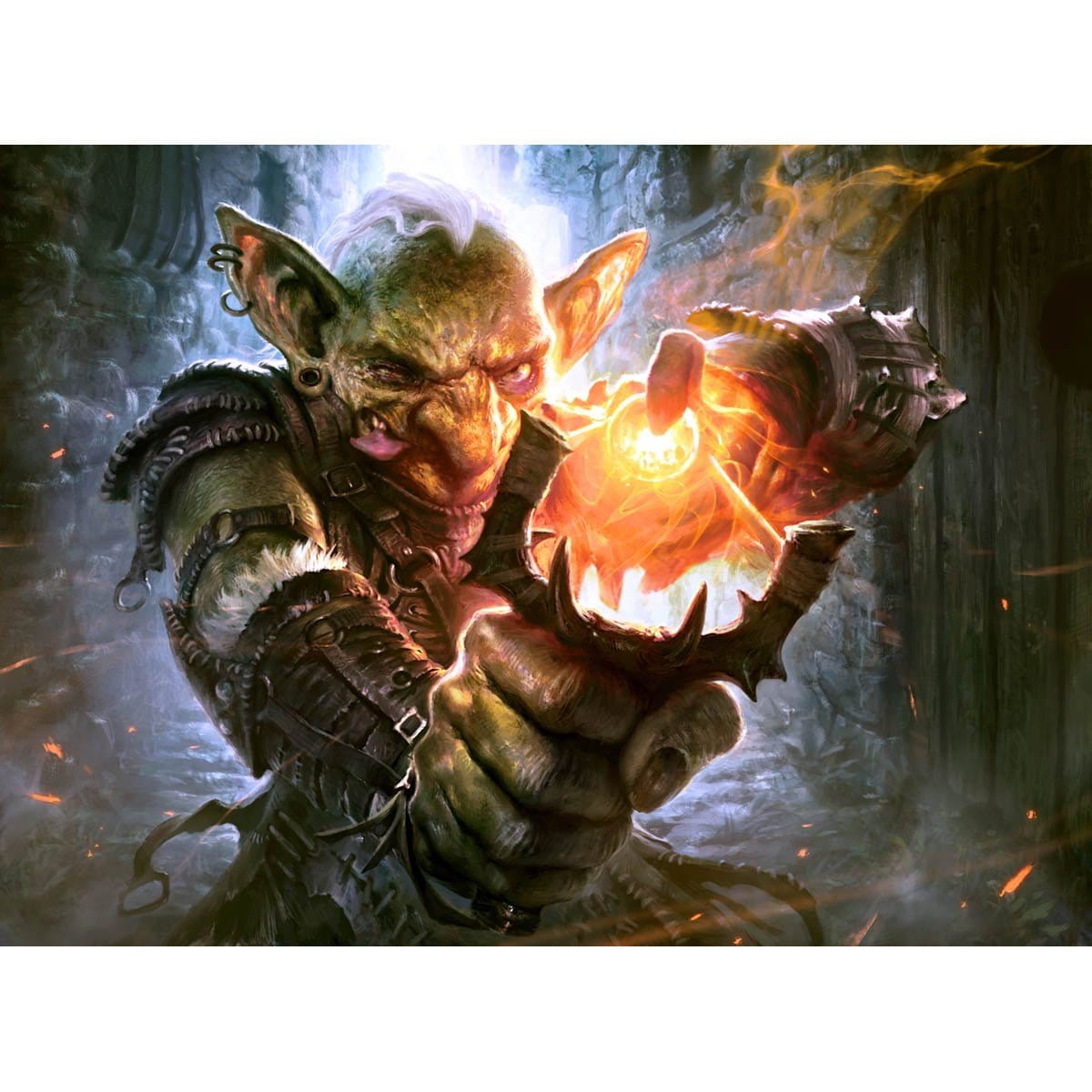 Guttersnipe Print - Print - Original Magic Art - Accessories for Magic the Gathering and other card games