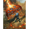 Negate Print - Print - Original Magic Art - Accessories for Magic the Gathering and other card games