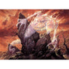 Balefire Liege Print - Print - Original Magic Art - Accessories for Magic the Gathering and other card games
