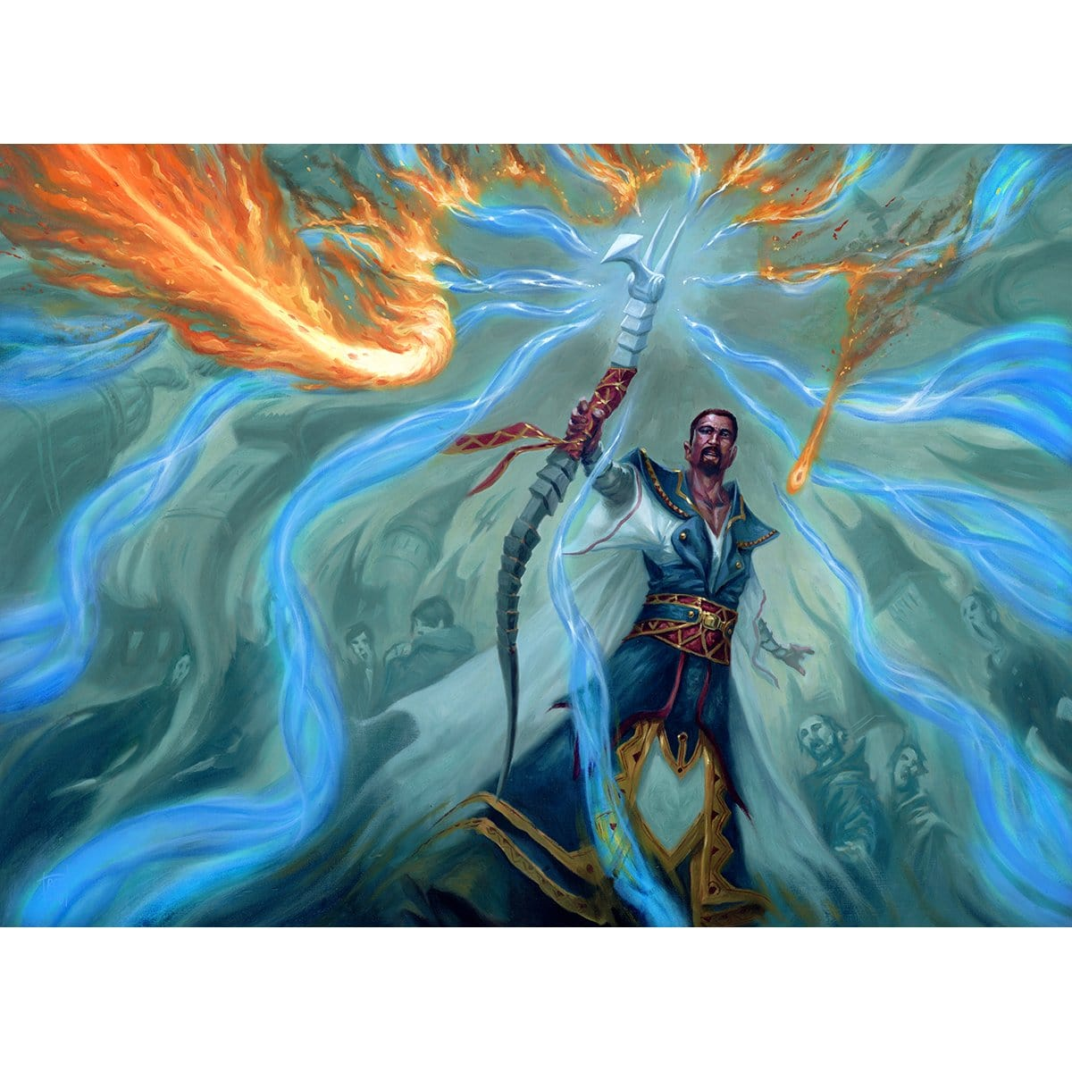 Teferi's Time Twist Print