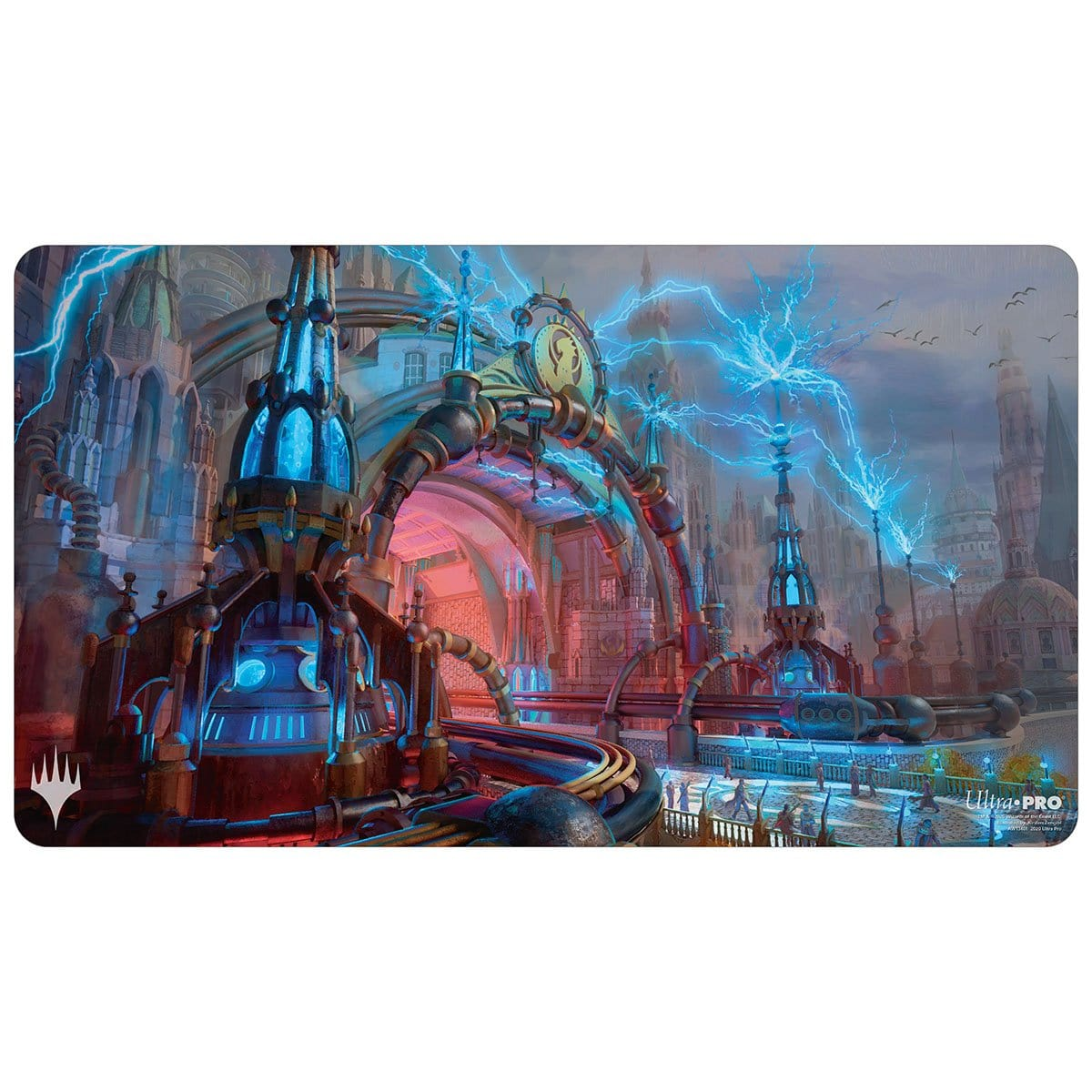 Izzet Guildgate Playmat