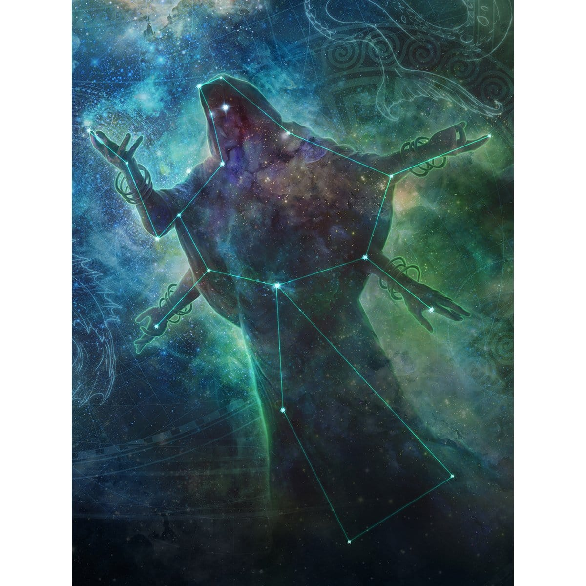 Kruphix, God of Horizons Print