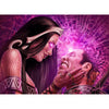 Liliana's Caress Print - Print - Original Magic Art - Accessories for Magic the Gathering and other card games