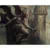 Locthwain Gargoyle Print - Print - Original Magic Art - Accessories for Magic the Gathering and other card games