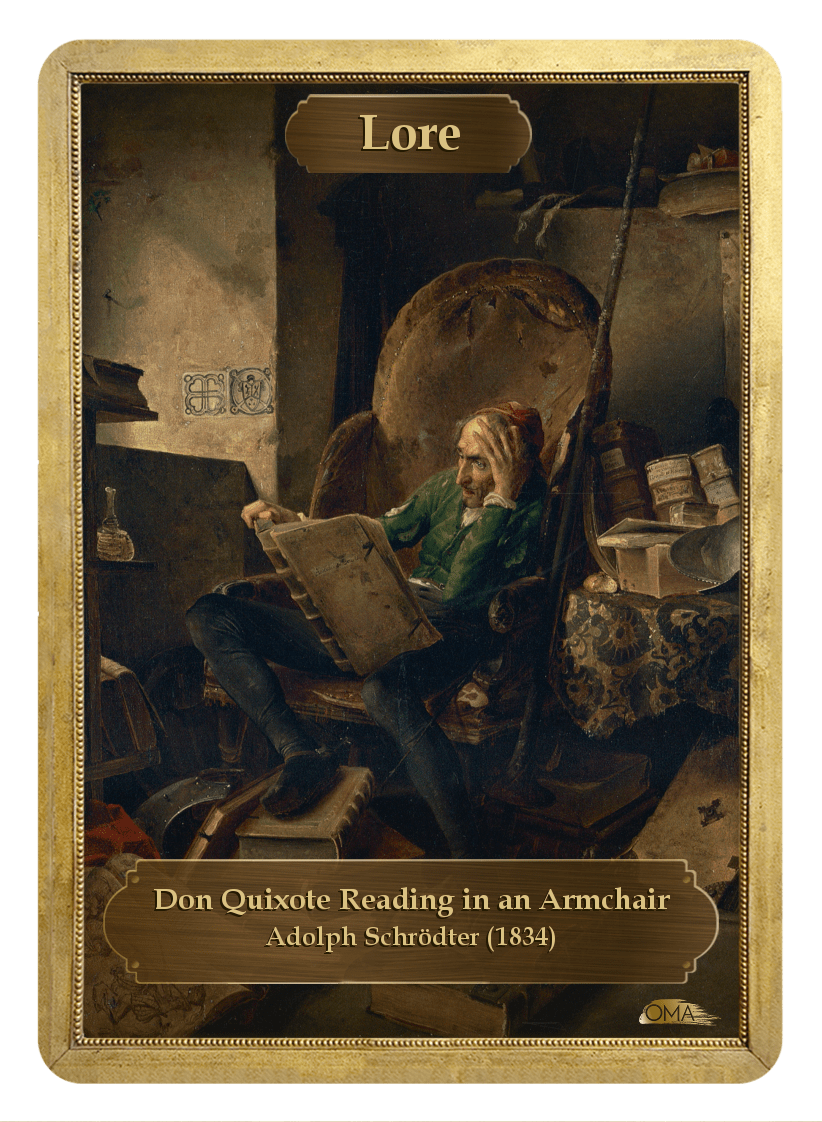 Lore Counter by Adolph Schrödter