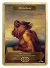 Minotaur Token (2/3) by George Frederic Watts
