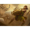 Rhona's Stalwart Print - Print - Original Magic Art - Accessories for Magic the Gathering and other card games