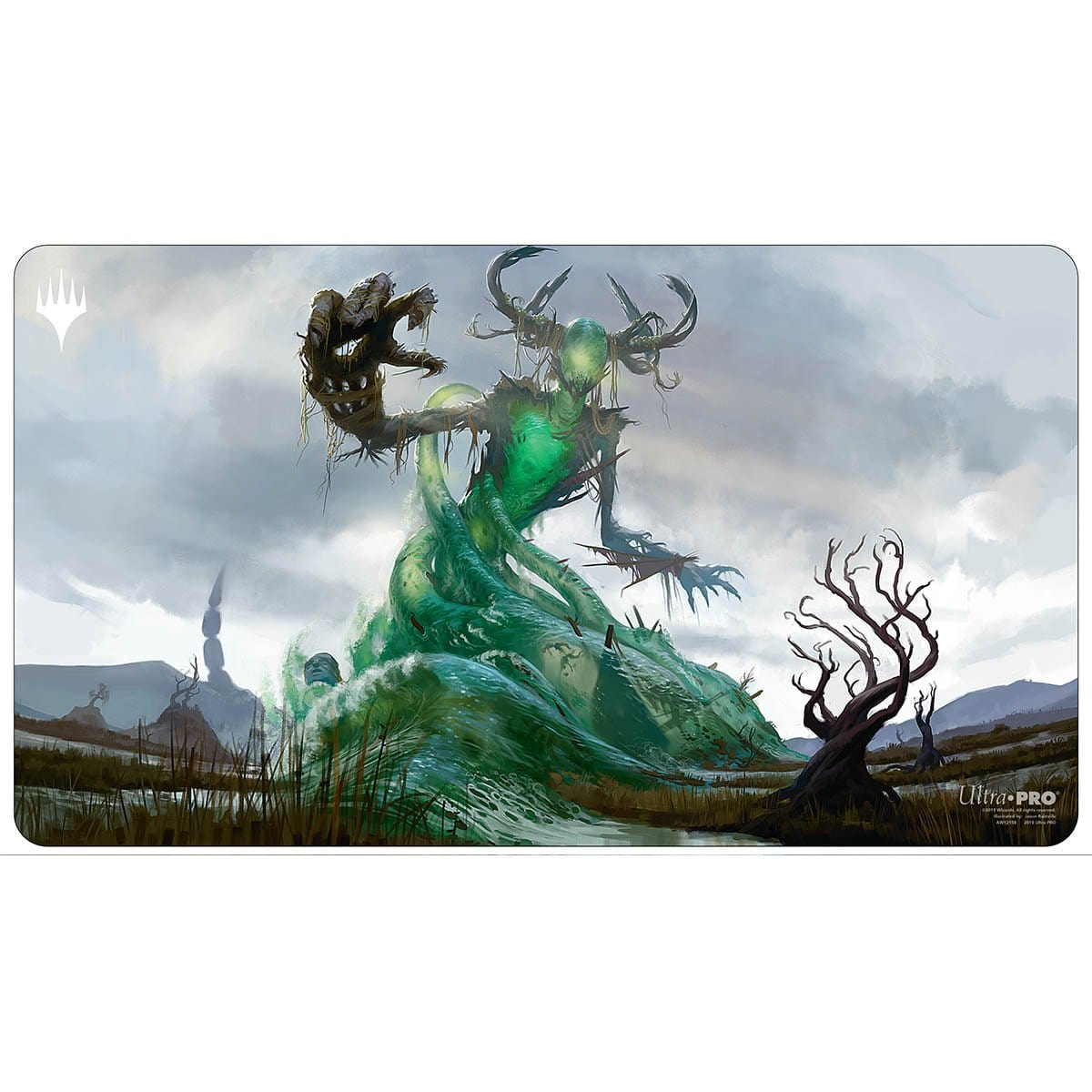 Muldrotha, the Gravetide Playmat - Playmat - Original Magic Art - Accessories for Magic the Gathering and other card games