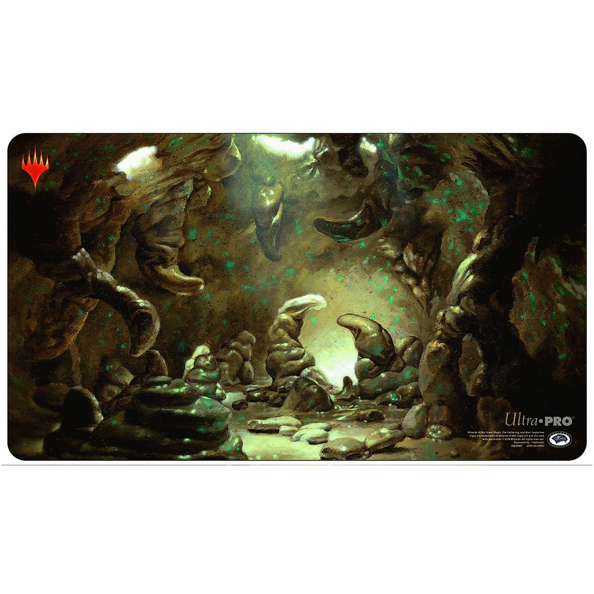 Mutavault Playmat - Playmat - Original Magic Art - Accessories for Magic the Gathering and other card games