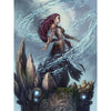 Fathom Mage Print - Print - Original Magic Art - Accessories for Magic the Gathering and other card games