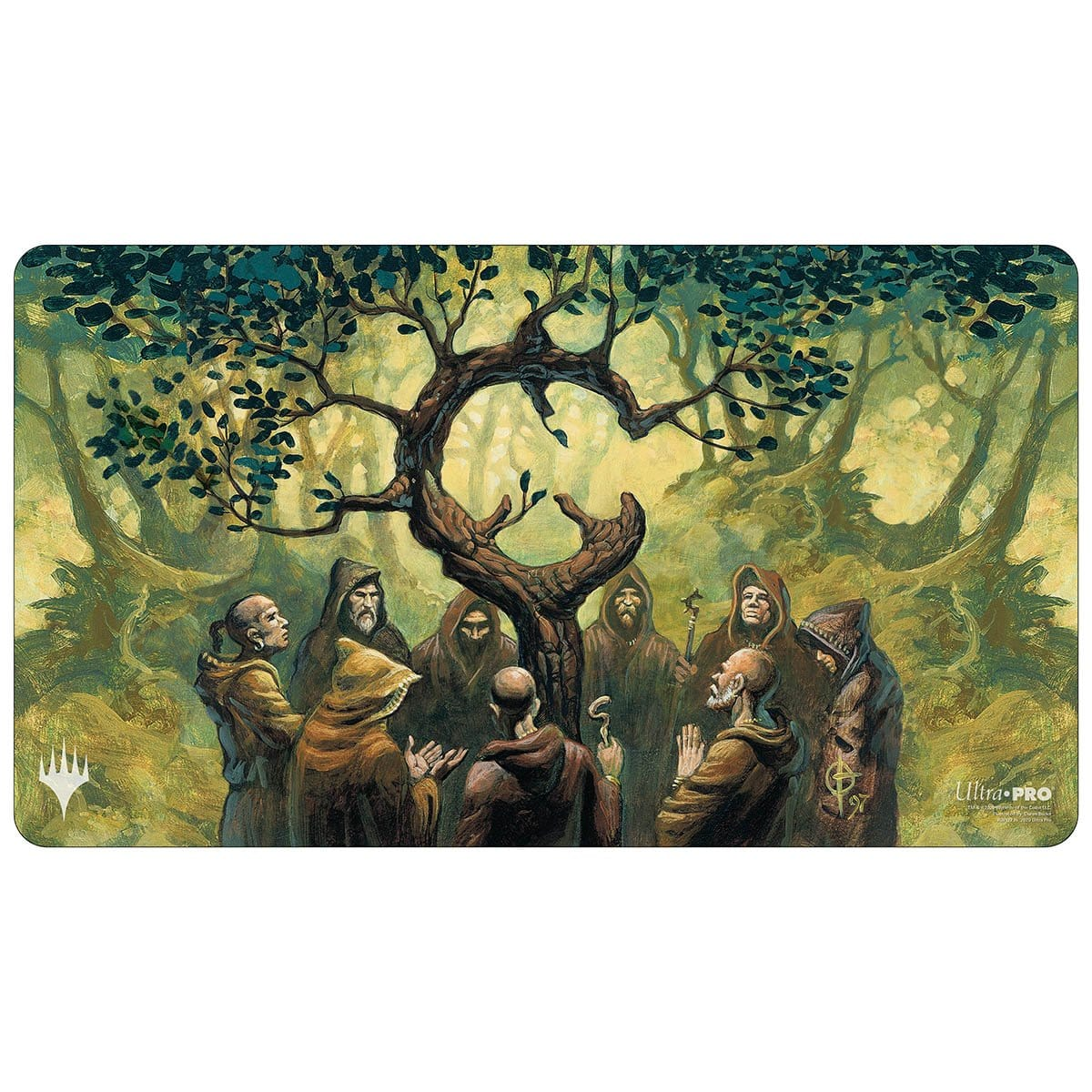 Oath of Druids Playmat (Extended Artwork)