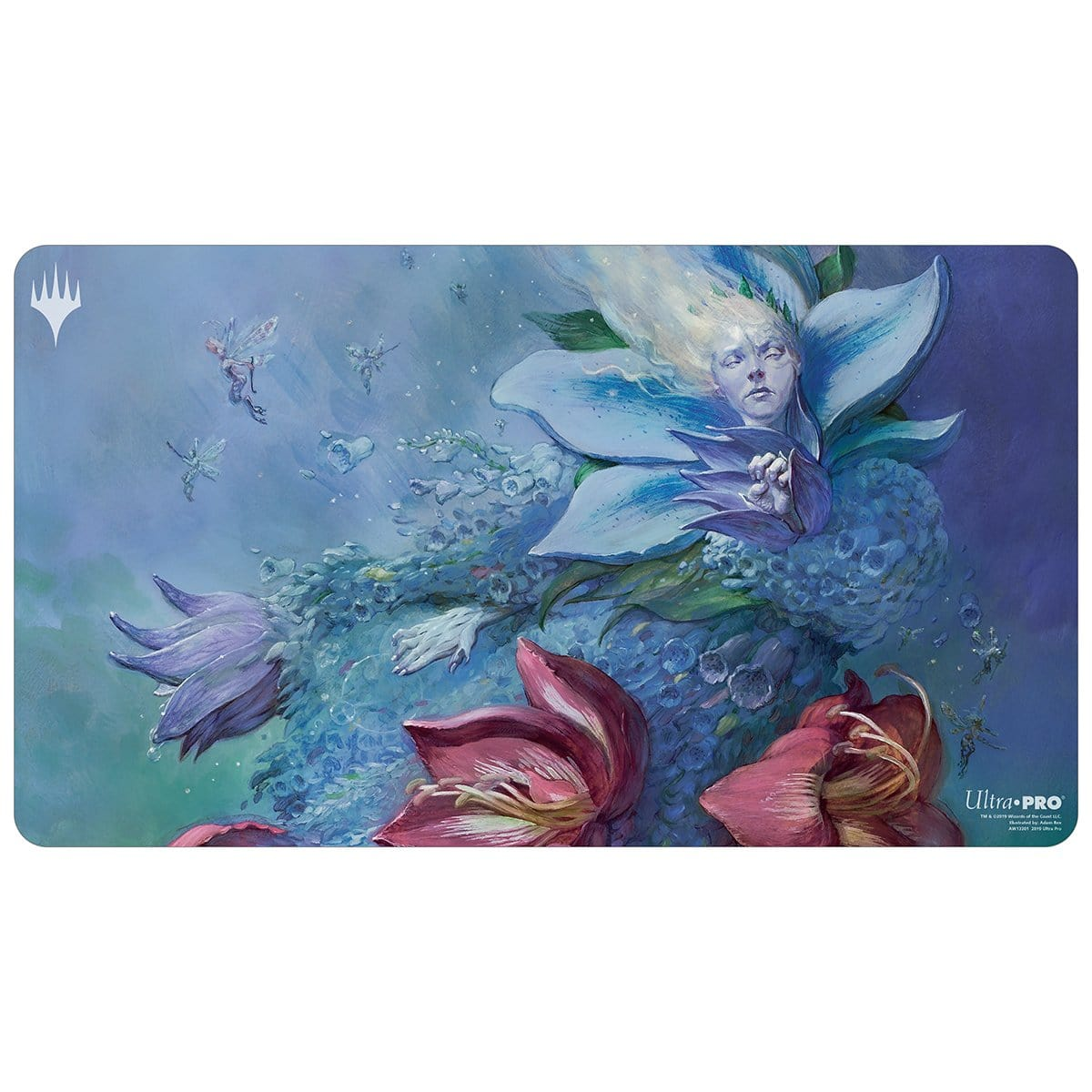 Oona, Queen of the Fae Playmat - Playmat - Original Magic Art - Accessories for Magic the Gathering and other card games