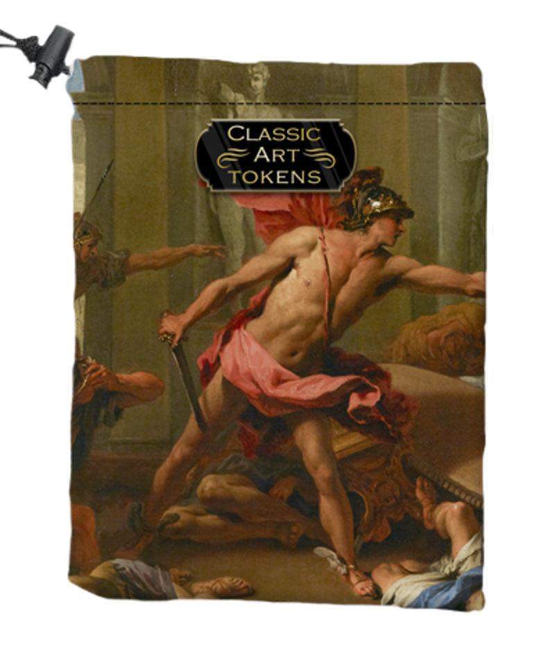 Petrification Dice Bag by Sebastiano Ricci