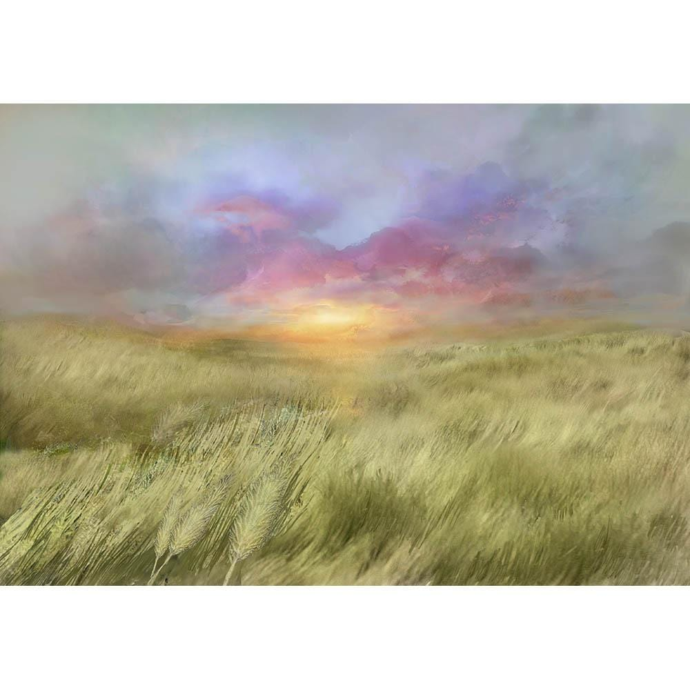 Plains (Magic 2013) Print - Print - Original Magic Art - Accessories for Magic the Gathering and other card games