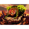 Protean Hulk Print - Print - Original Magic Art - Accessories for Magic the Gathering and other card games