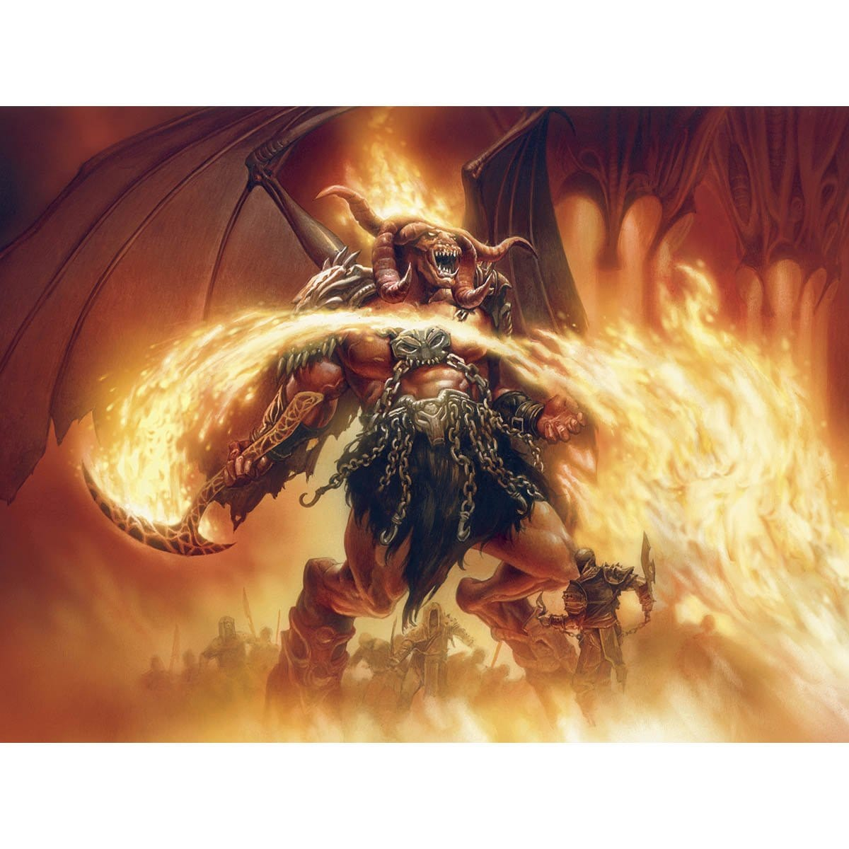 Rakdos the Defiler Print