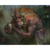 Rakshasa Vizier Print - Print - Original Magic Art - Accessories for Magic the Gathering and other card games