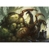 Scavenging Ooze Print - Print - Original Magic Art - Accessories for Magic the Gathering and other card games