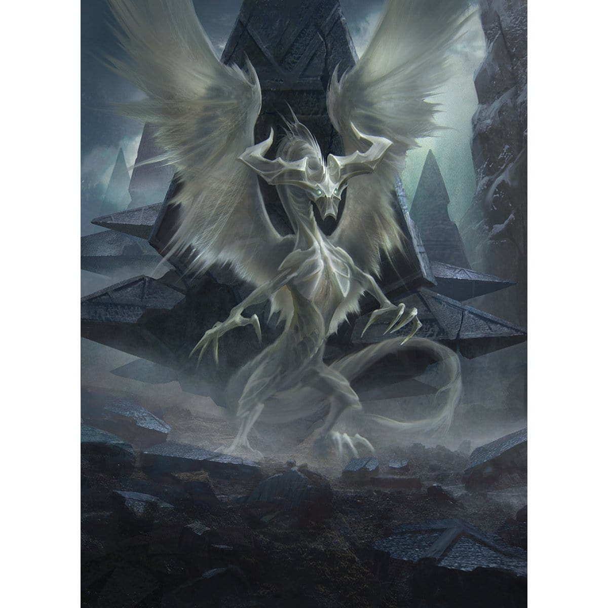 Scion of Ugin Print