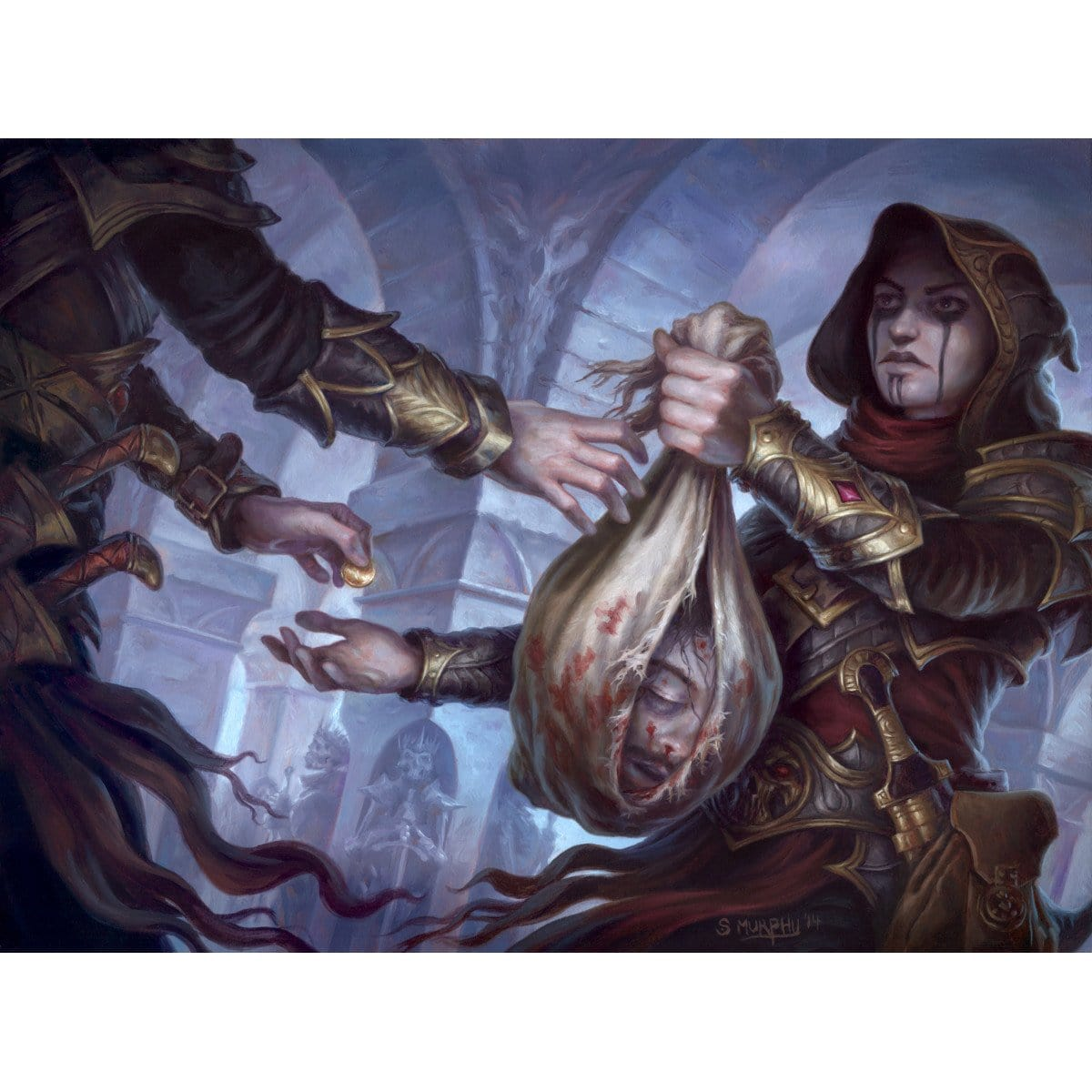 Ultimate Price Print - Print - Original Magic Art - Accessories for Magic the Gathering and other card games