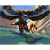 Sea Eagle Print - Print - Original Magic Art - Accessories for Magic the Gathering and other card games
