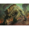 Siege Behemoth Print - Print - Original Magic Art - Accessories for Magic the Gathering and other card games