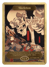 Skeleton Token (1/1) by Utagawa Kuniyoshi