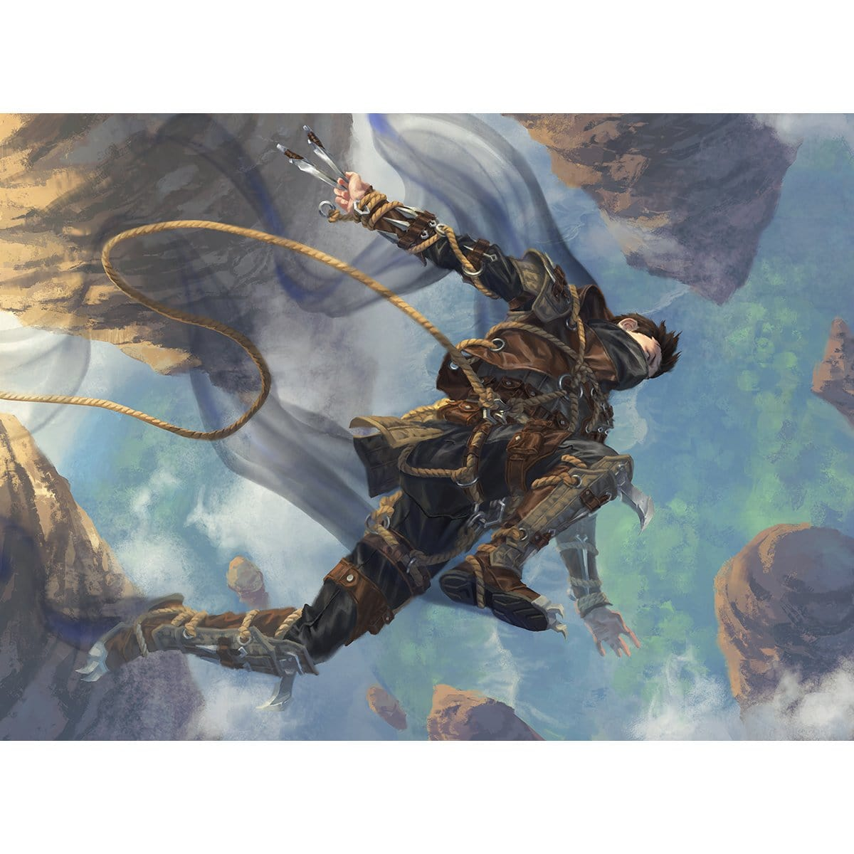 Soaring Thought-Thief Print