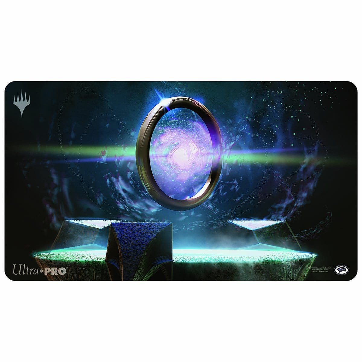Sol Ring Playmat - Playmat - Original Magic Art - Accessories for Magic the Gathering and other card games