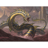 Striped Riverwinder Print - Print - Original Magic Art - Accessories for Magic the Gathering and other card games